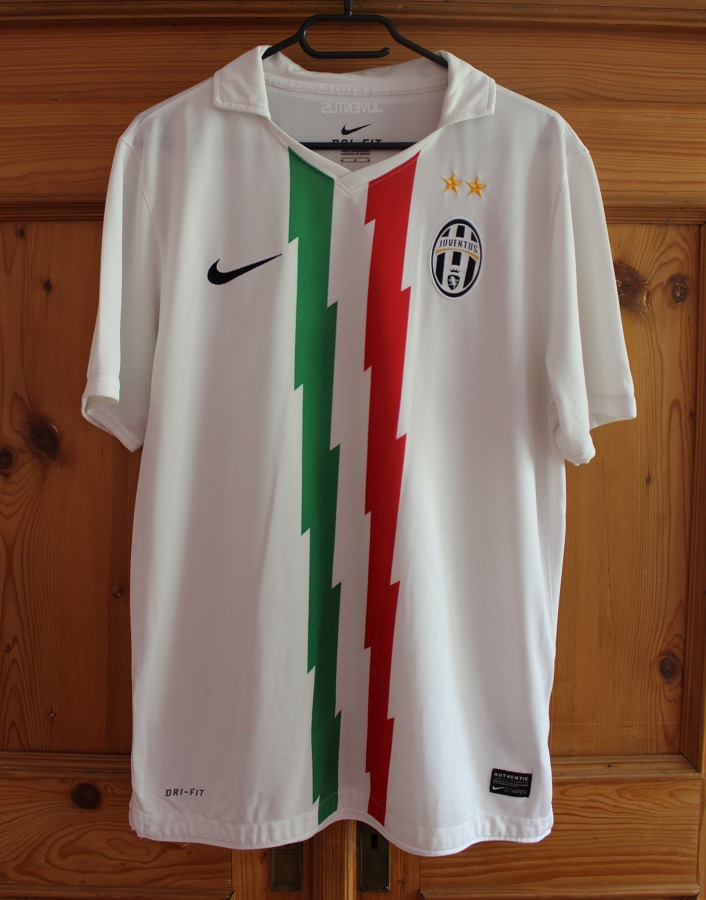 Juventus Turin Away 2010/11