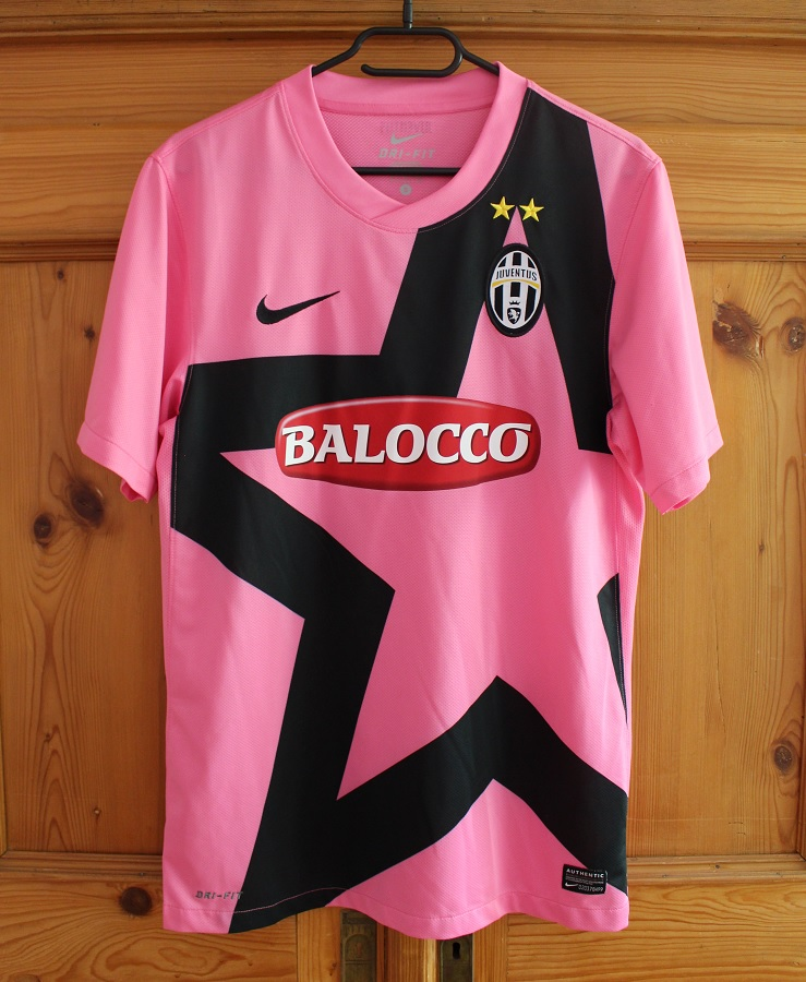 Juventus Turin Away 2011/12