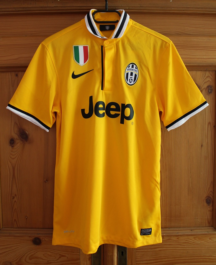 Juventus Turin Away 2013/14