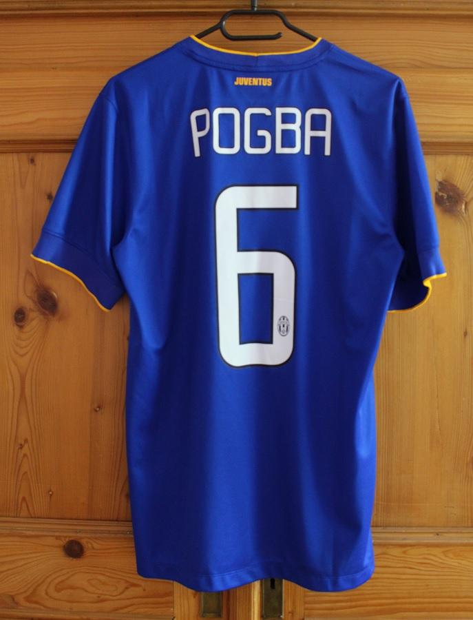 Juventus Turin Away 2014/15 Pogba