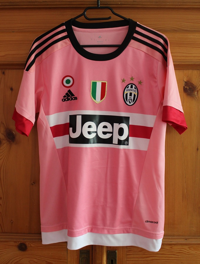 Juventus Turin Away 2015/16