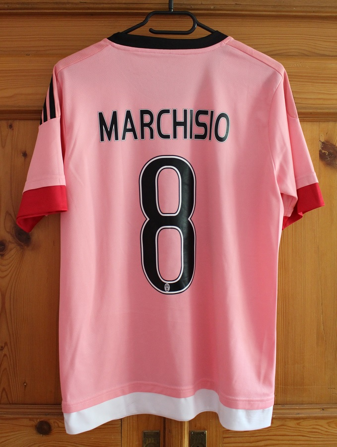 Juventus Turin Away 2015/16 Marchisio