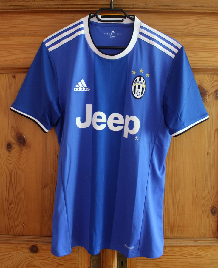 Juventus Turin Away 2016/17