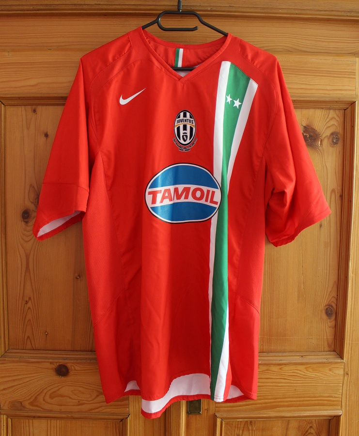 Juventus Turin Away Third 2005/07