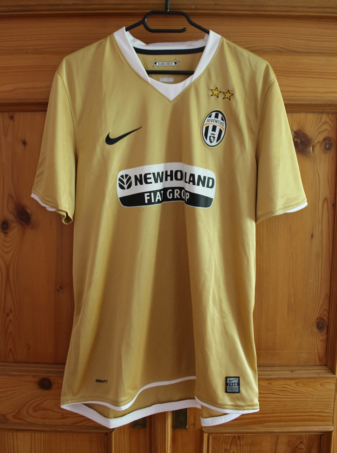 Juventus Turin Away Third 2008/10
