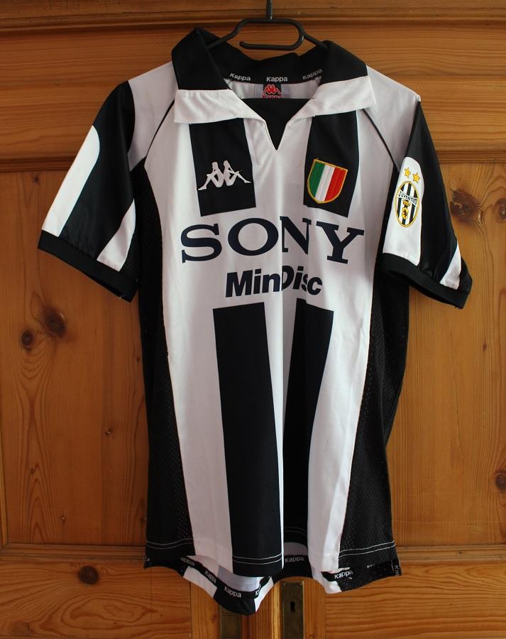 Juventus Turin Home 1997/98