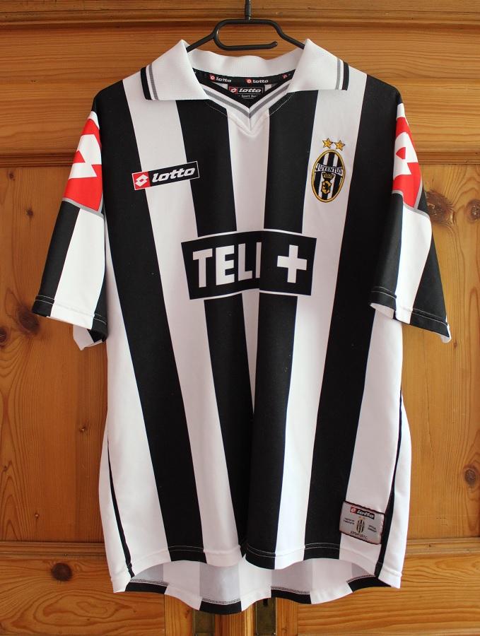 Juventus Turin Home 2000/01