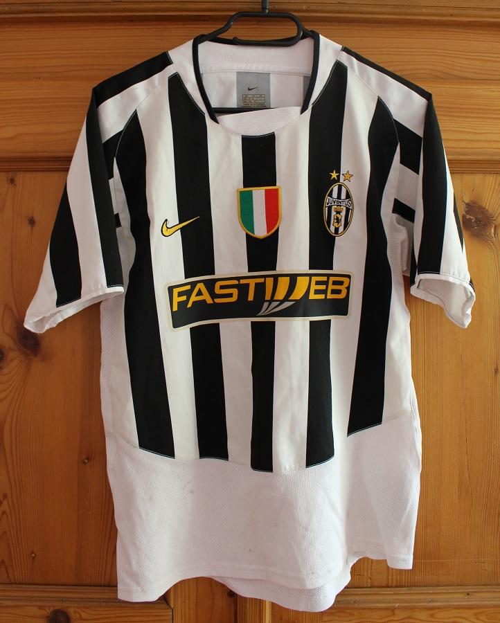 Juventus Turin Home 2003/04