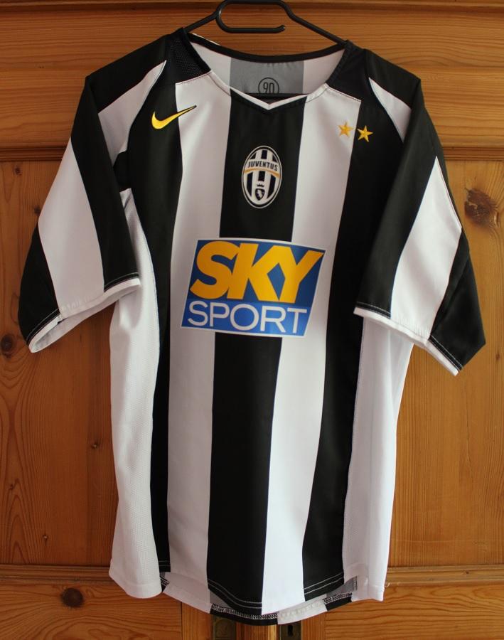 Juventus Turin Home 2004/05