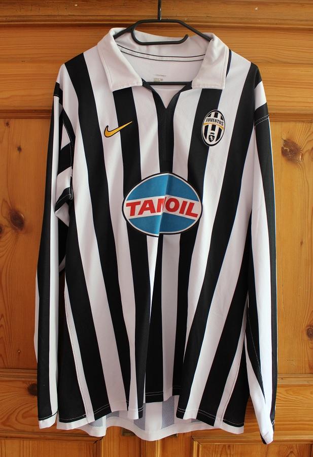 Juventus Turin Home 2006/07