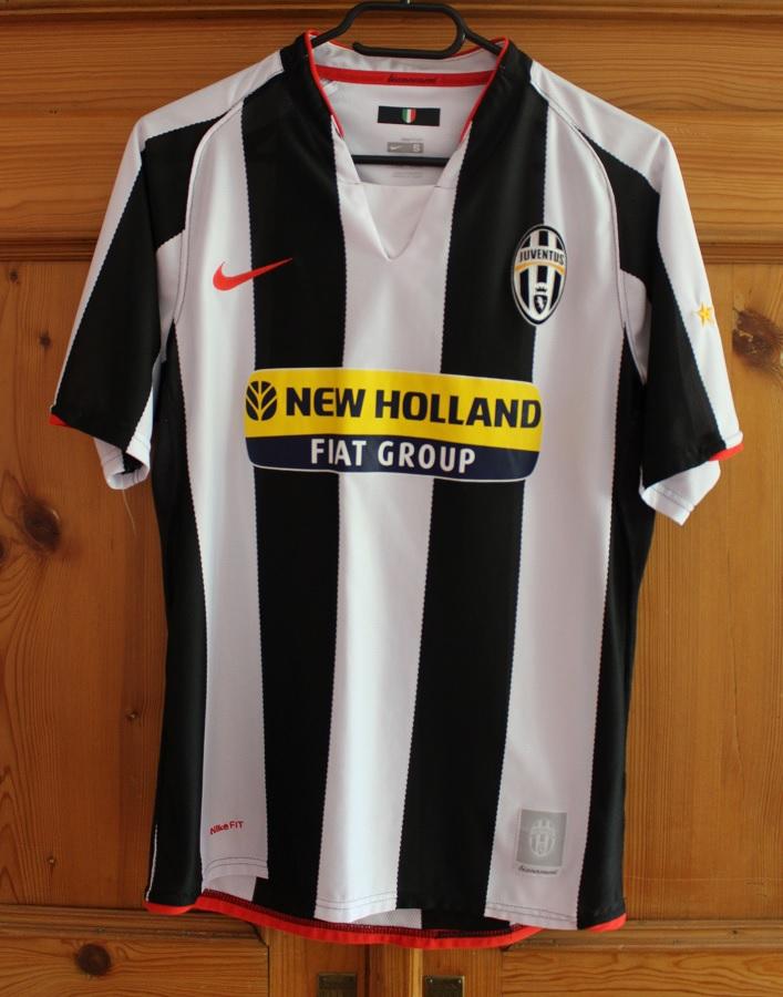 Juventus Turin Home 2007/08