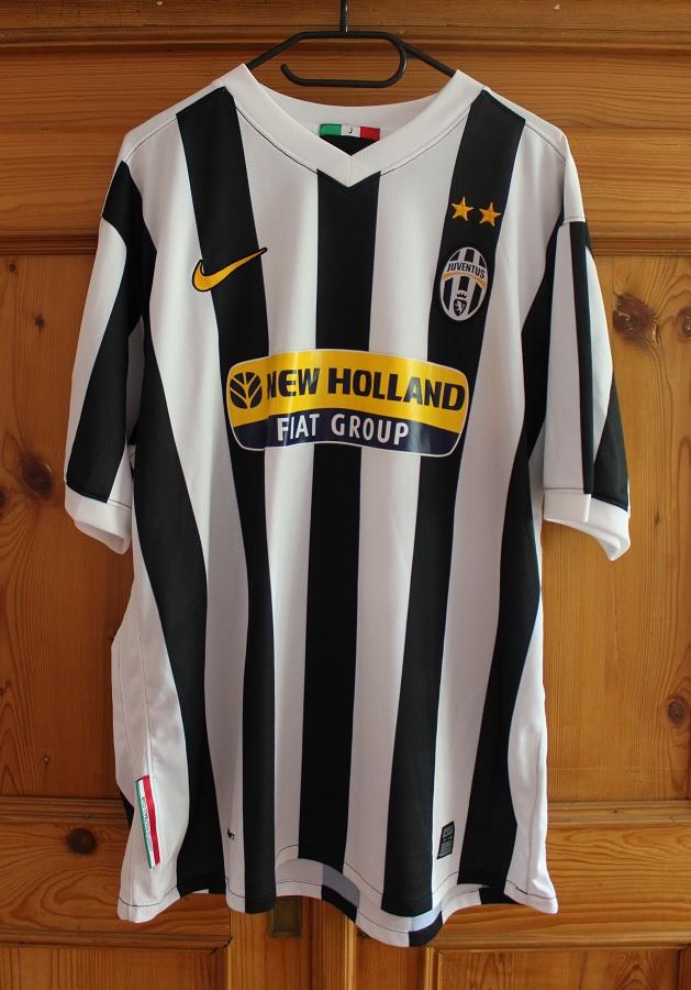 Juventus Turin Home 2009/10