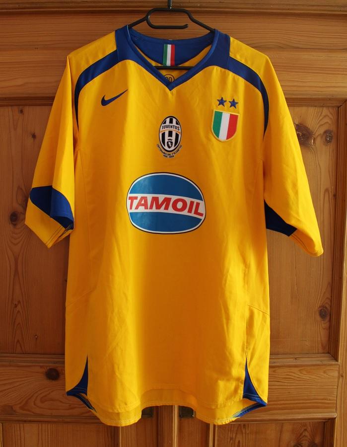 Juventus Turin Third 2005/06