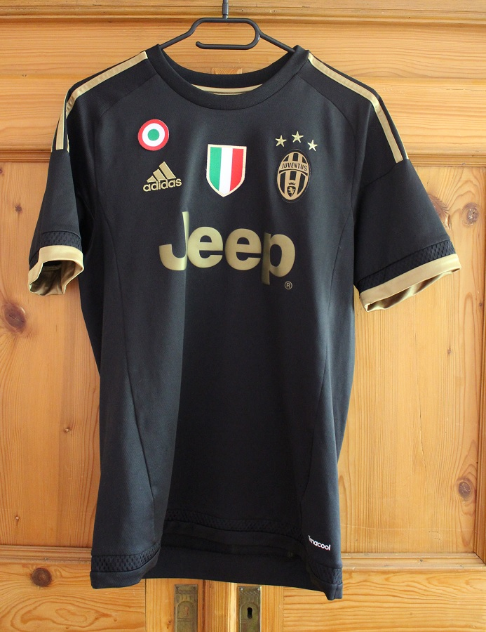 Juventus Turin Third 2015/16