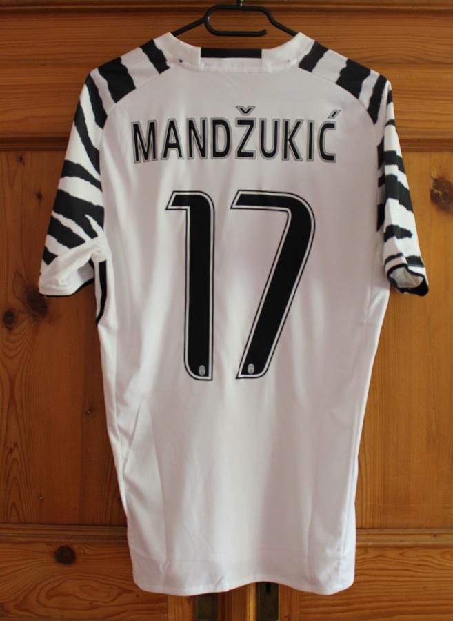 Juventus Turin Third 2016/17 Mandzukic