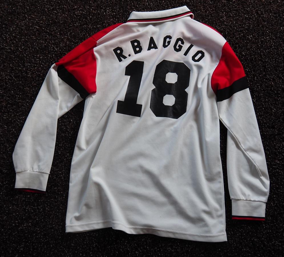 AC Milan Away 1994/95 Baggio Fanshop