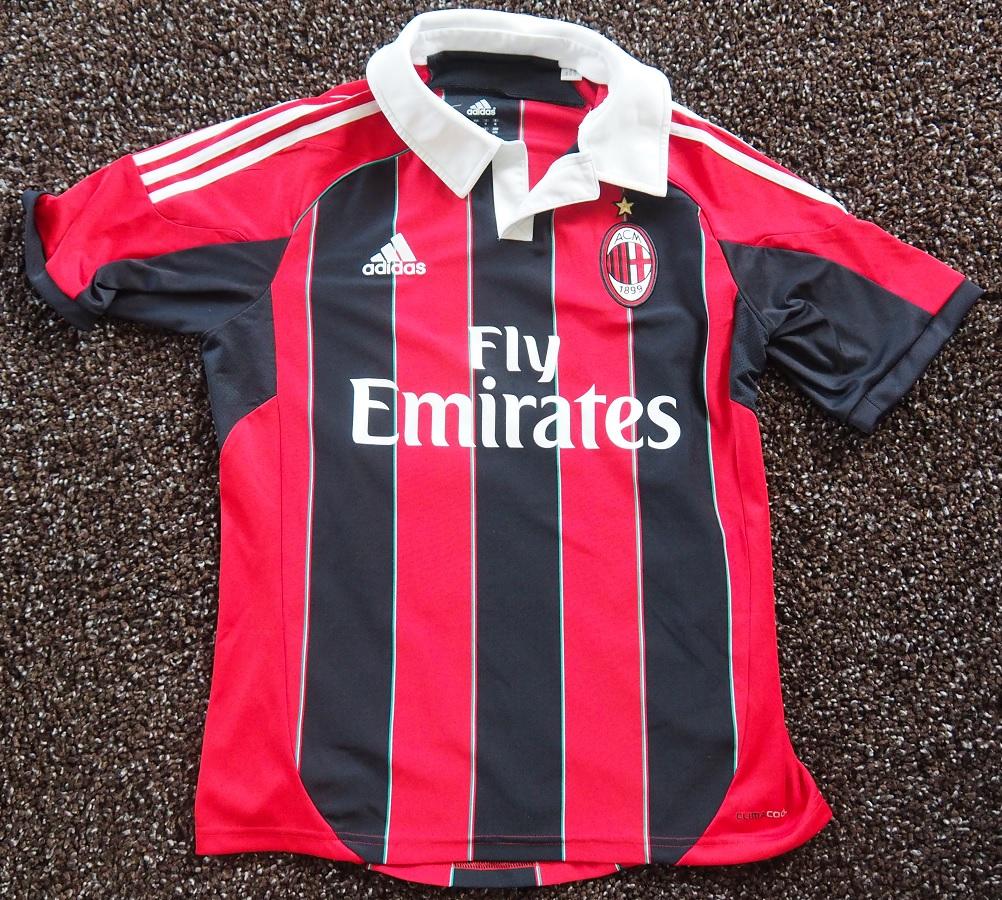 AC Milan Home 2012/13 Nocerino Fanshop