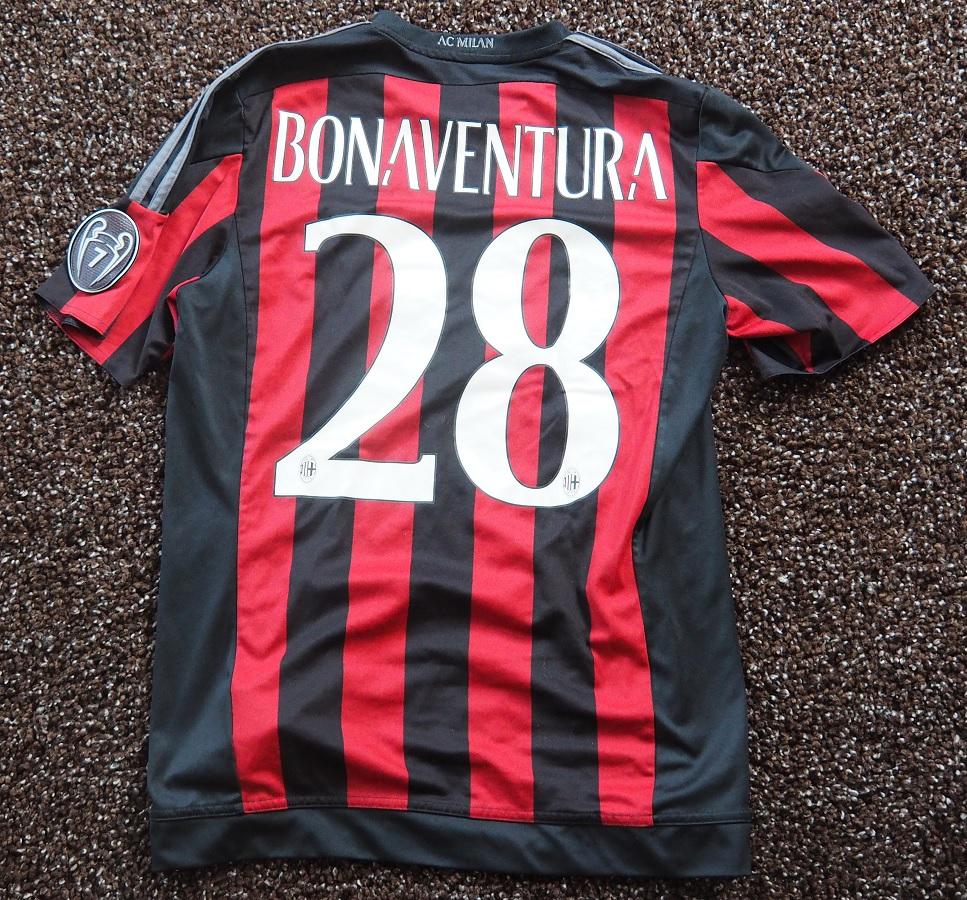 AC Milan Home 2015/16 Bonaventura Fanshop